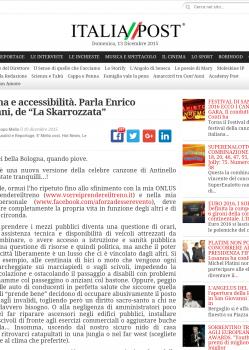 Bologna e accessibilità
