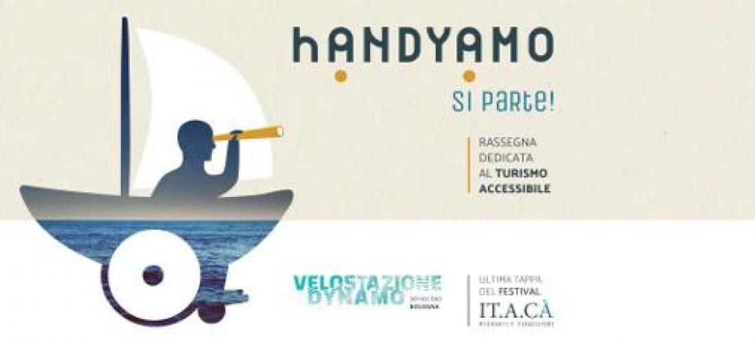 Handyamo – servizi di turismo accessibile alla velostazione Dynamo